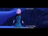 Let It Go - Takako Matsu in Disney's Frozen (Japanese Version)