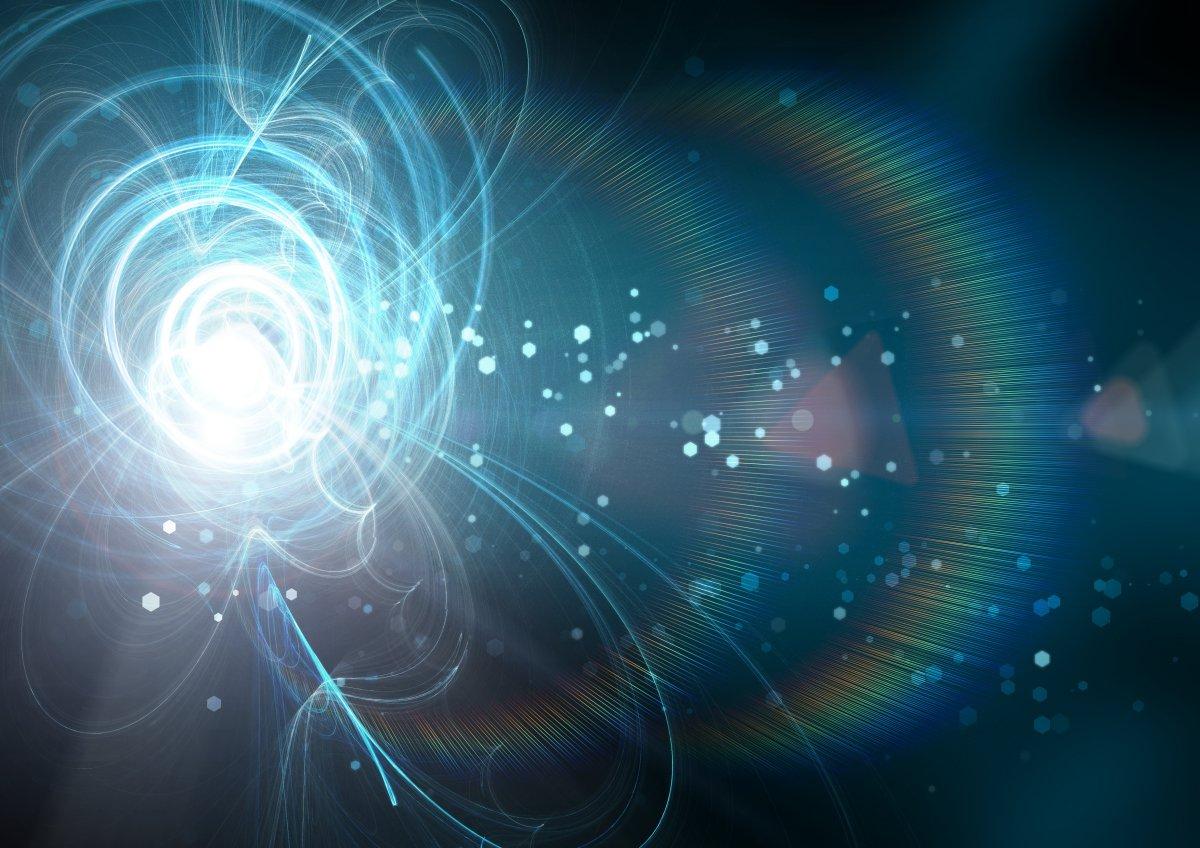 В ЦЕРН воссоздали первые секунды Вселенной.