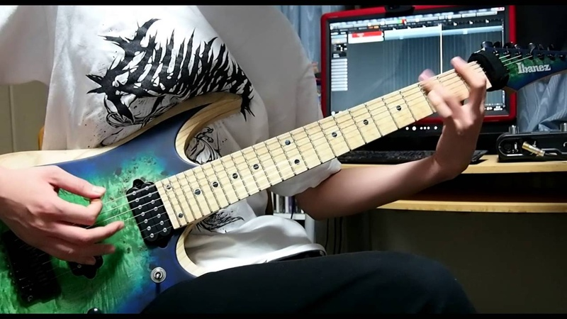 Vulvodynia - King Emesis [Feat. Alex Terrible of Slaughter To Prevail](Guitar Cover)