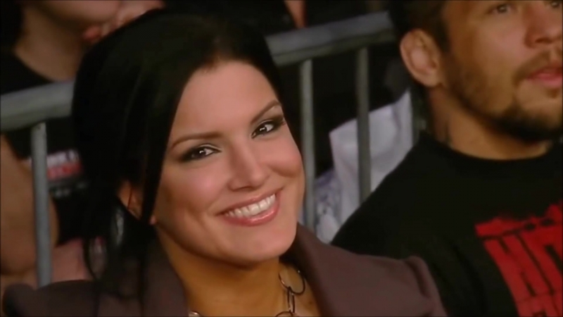 Шикарная улыбка Джины Карано Gina Carano 1080p mp4 смотреть онлайн без регистрации