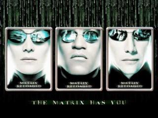 Matrix Reloaded Soundtrack_Session