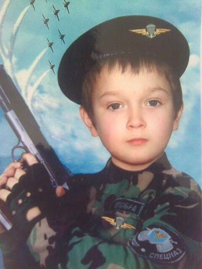 Андрей Тихомиров, 17 августа , Ярославль, id199652006