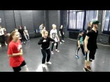 Make It Work - Rick Ross feat. Meek Mill &amp Wale Choreography by Sasha Putilov Group 1