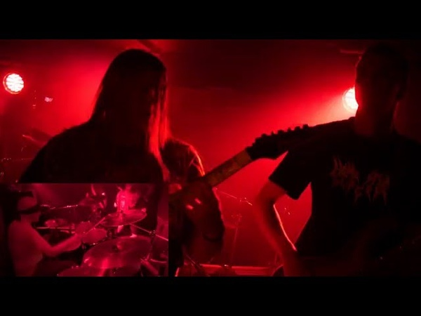 Home Style Surgery - The Red Ripper Case (Live Drum cam) 2015