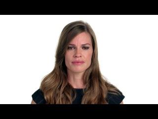 NO MORE PSA: Speechless :30 - Hilary Swank