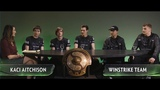 TI8 Winstrike Team Interview with Kaci
