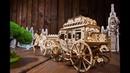 Ugears Stagecoach Model