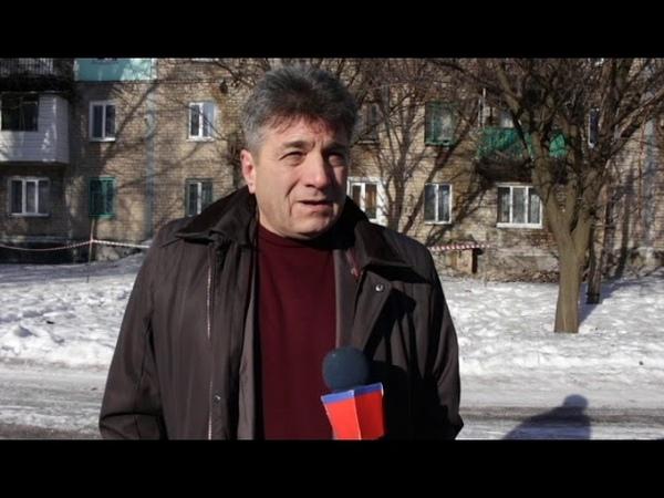 Валерий Ляховец провел инспекционное обследование жилого дома в Советском районе