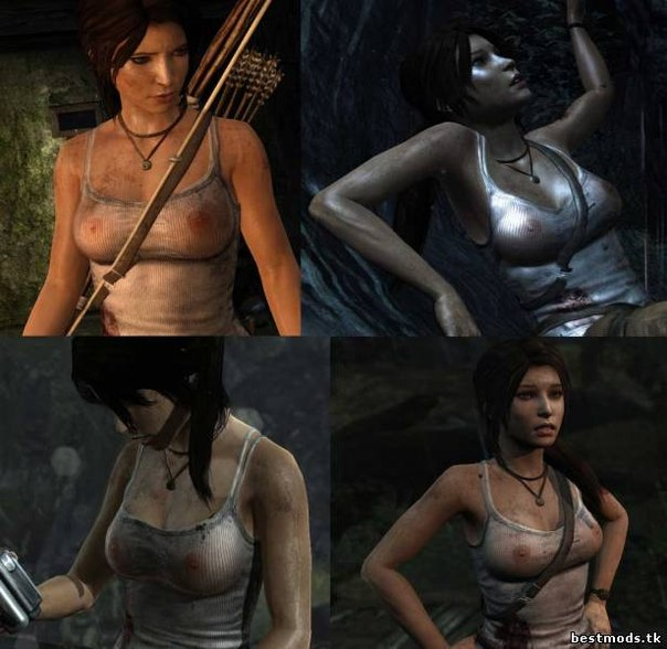 Lara croft nude nude raider
