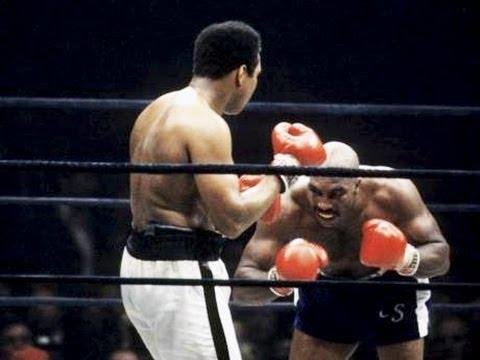 Muhammad Ali vs Earnie Shavers Highlights Heavyweight SLUGFEST