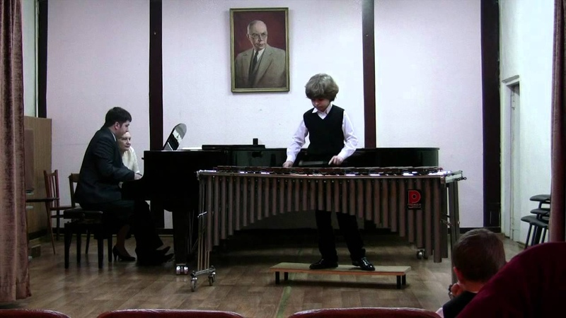 Александр Долуханян - Скерцо (ксилофон)