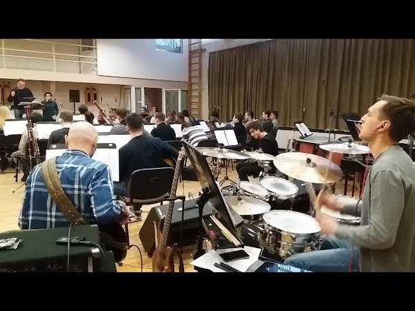 Repetition with the Presidential Orchestra 2016