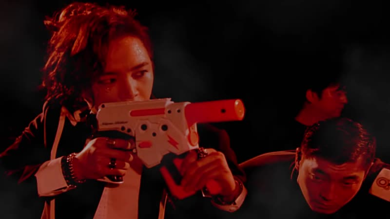 Licensed to kill vs. Jang Keun Suk_FanMV_Cri Lin