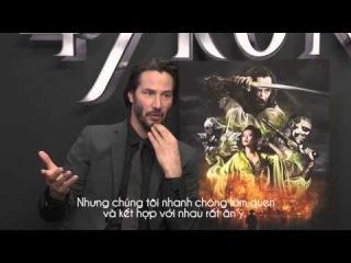 Interview with Keanu Reeves - Tokyo Junket