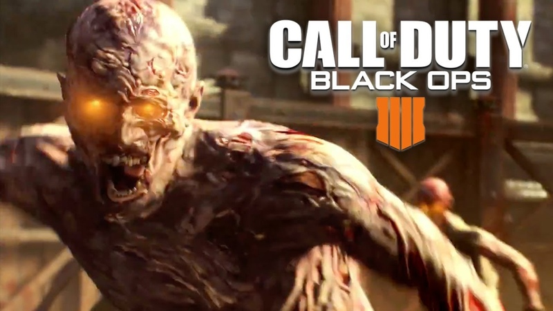 Call of Duty: Black Ops 4 Zombies – Chaos Story Trailer (Official)