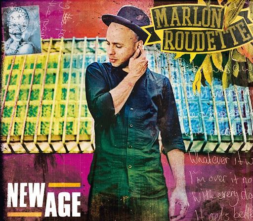 Marlon Roudette альбом New Age