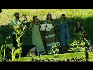 Группа Вербное Воскресенье, фестиваль Платформа, 2018