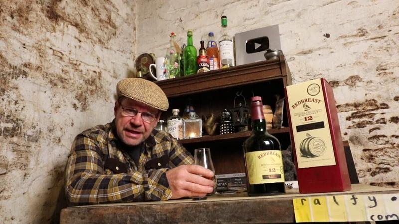 Ralfy review 755 - Redbreast 12yo Irish whiskey @ 58.2