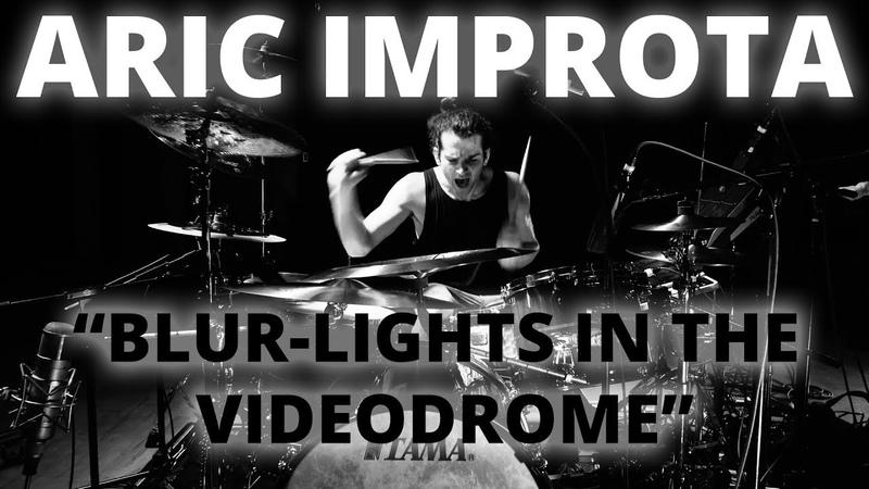 Meinl Cymbals - Aric Improta - Blur-Lights in the Videodrome