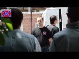 Павел Губарев - выступление перед ополченцами, отъезжающими в Славянск