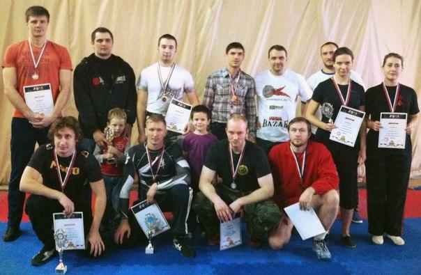 Чемпионат Москвы по спортивному  ножевому фехтованию ШТУРМ 2013