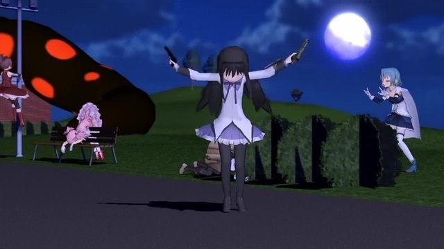 Go home Homura, you are drunk