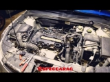 замена клапанной крышки Chevrolet Cruze