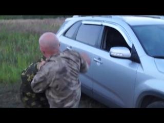 Самооборона в автомобиле и не только удавка