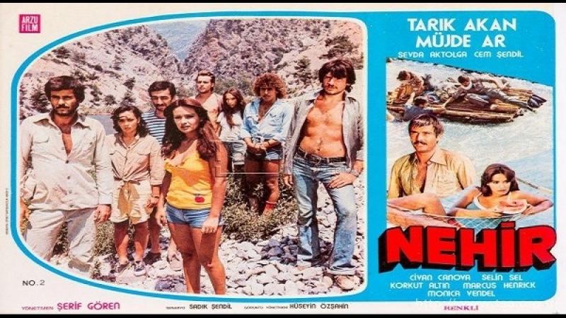 Nehir Serif Gören 1977 Tarik Akan Müjde Ar Sevda Aktolga