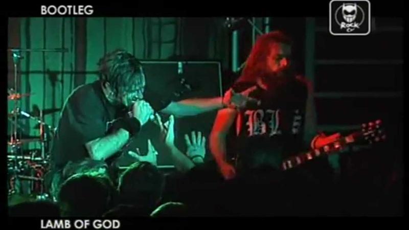 Lamb Of God - Omerta (Live 2005)