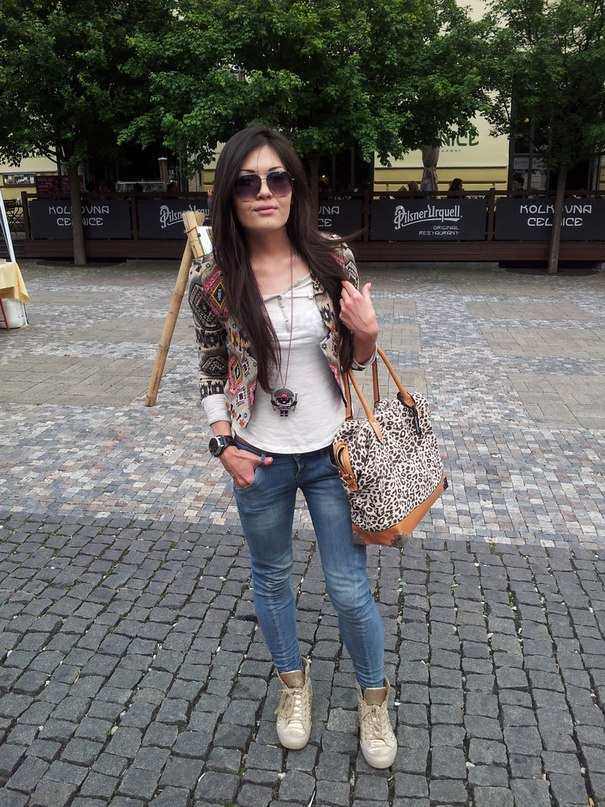 Karima Balíčková | Praha