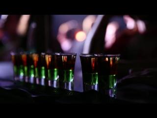 Лучшие шоты в баре