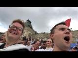 11 июля месте со звёздами футбола на Красную площадь вышли СЕРГЕЙ ВОЙТЕНКО, БАЯН МИКС и другие музыканты! 10