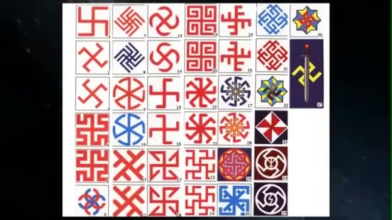 Истинное значение сокральных символов