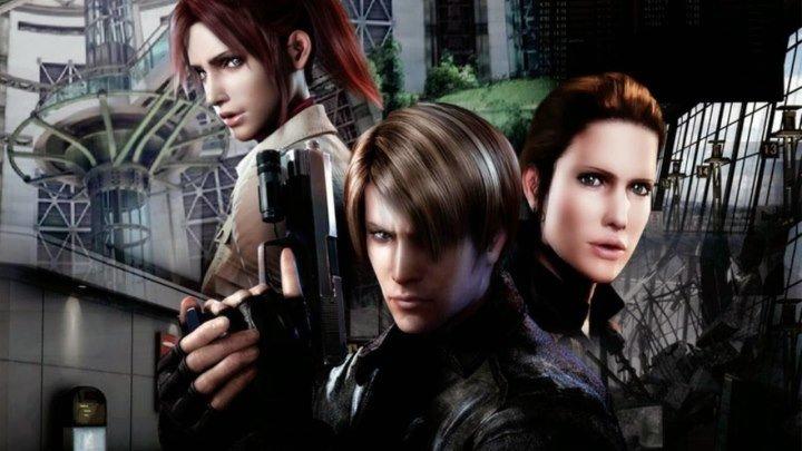 Обитель зла: Вырождение (2008) Resident Evil: Degeneration