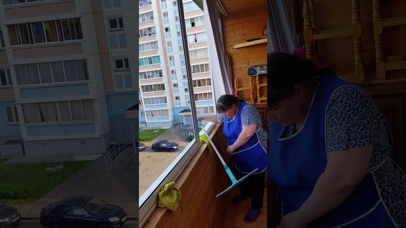 Как безопасно помыть балкон 8552 760512