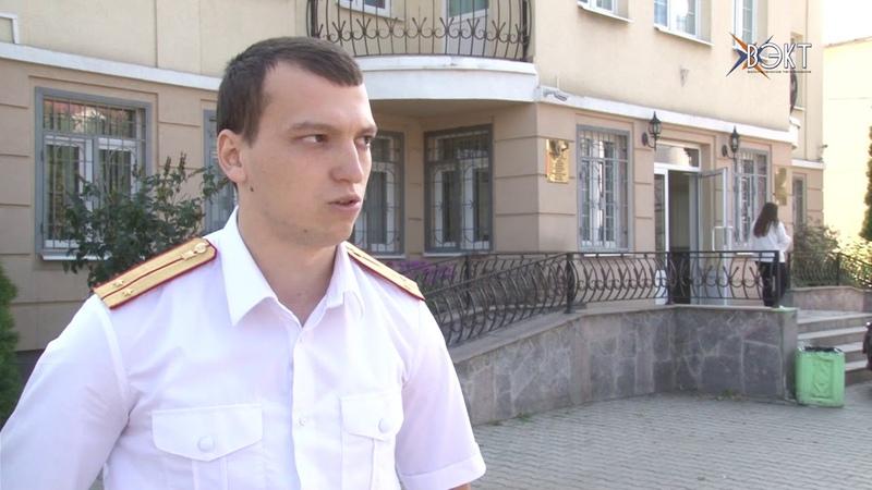 На почве ревности Следственный комитет расследует дело об убийстве в микрорайоне Москворецкий