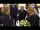 Croatian President meets chair of Russian Council