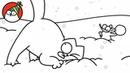 Winter Games (A Christmas Special) - Simon's Cat   SHORT 88