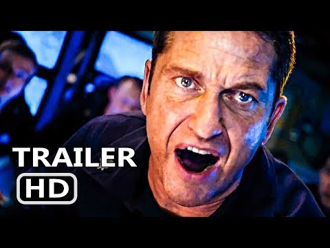 HUNTЕR KІLLЕR Official Trailer (2018) Gerard Butler, Gary Oldman Thriller Movie HD
