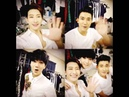 150706 Zhoumi's IG Update with Yesung and Siwon