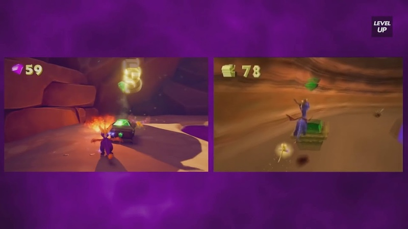 Peace Keepers - All footage Spyro Reignited Trilogy