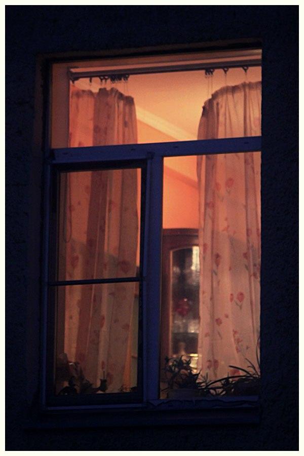 подглядывают в ночные окна - 11