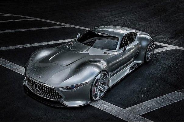 В США воплотят в жизнь суперкар Mercedes-Benz AMG Vision из игры Gran Turismo