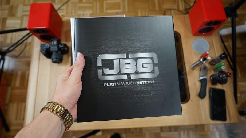 JBG - PLATIN WAR GESTERN (Box-Set) UNBOXING