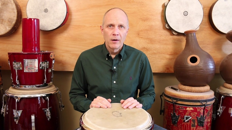 Jeff Strong on Drumming and the Brain: The importance of tempo and variability