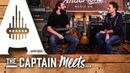The Captain Meets - Richard Shaw Cradle of Filth