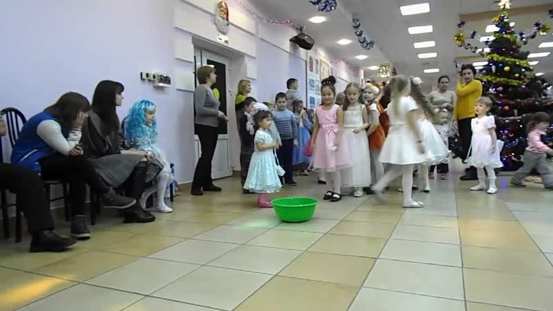 Новогодняя Городская Елка - Замершее время 2018 г.