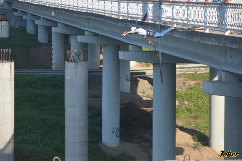 Афиша Хабаровск 16/09 Вечерний мост ДЕПО2 16м + слеклайн
