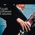 Antonio Vivaldi альбом Vivaldi - 4 Bassoon Concertos